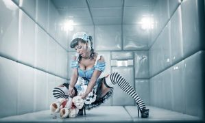 PSYCHO ALICE by CalvinHollywood