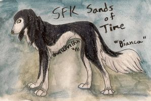SFK Sands Of Time by WildGriffin