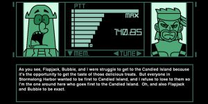 MGS Codec - Solid Snake and Captain K'nuckles by ian2x4