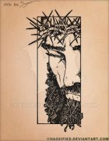 King of Kings, Jesus by hassified