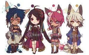 Mystery venia batch (CLOSED/DESIGNS REVEALED) by Kaiet
