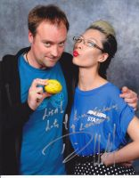 David Hewlett and I by KittyToxin