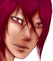 Rin Matsuoka by Feathers-for-61