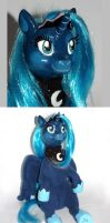 Princess Luna Doll by MerionMinor