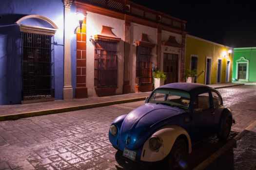 Mexican Blue Bug by Atmosfear1