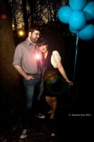 Brandon and Corinne 3 by Starla-X