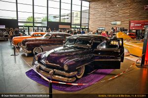 four lead sleds by AmericanMuscle