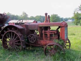 Farming Antique V by hyperetic