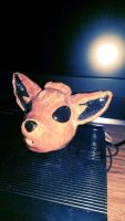 My Ceramic Volpix by NightSilents