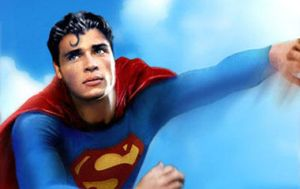 Tom Welling Superman by flashgirl101