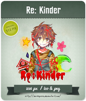 Re: Kinder - RPG Icon by Darklephise