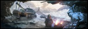 Military Arctic by Multiimage