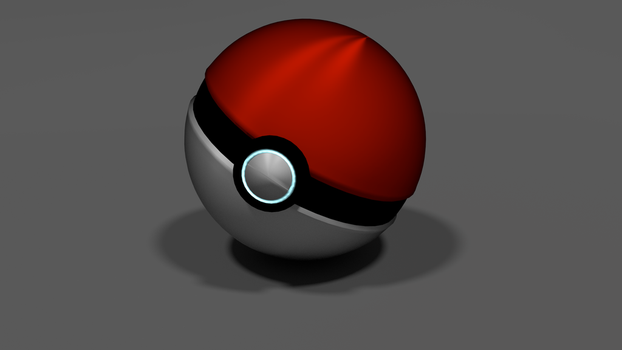 Speed Art: PokeBall by SwanArt