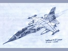 X-27 Lancer by TheXHS