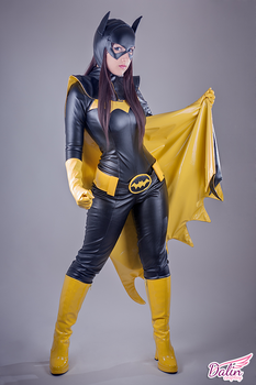 BatGirl by DalinCosplay
