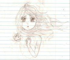 extremely old drawing by alldolledup47