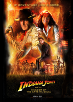 INDIANA JONES poster by tanman1
