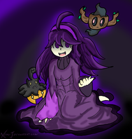 XY: Hex Maniac by Xero-J