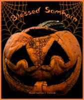 Blessed Samhain by NinfeAde