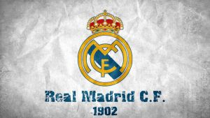 Real Madrid Grunge Wallpaper by SyNDiKaTa-NP