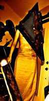 Silent Hill (film) Pyramid Head costume by Rising-Darkness-Cos