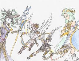 Kid Icarus: Uprising by Drgn12