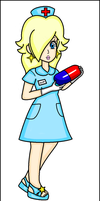 Nurse Rosalina by Sweet-Blessings