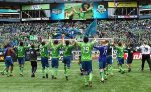 Seattle Sounders by akatsuki789