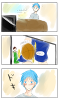 KnB - Love at first sight by megane-no-buta