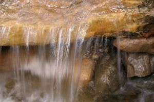 Flowing Down by jaxon-riddle