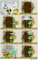 Matchu: The Janitorjars Page 6 by LimeTH