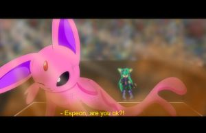 .:PC:. screenshot Rain and espeon by elisonic12