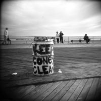 coney clean can by toy-camera