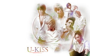 U-Kiss Wallpaper by singthistune
