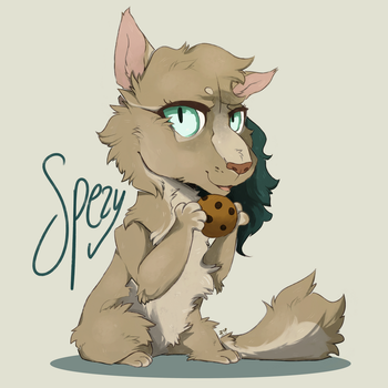 Spezyra the Cat :3 by Zip-Zalp