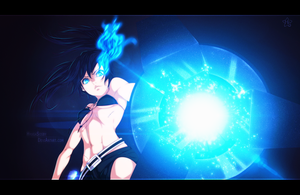 Black Rock Shooter by hyugasosby