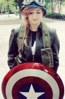 Lady Cap by sistersmischief