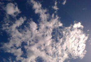 The Clouds and Me -2012-30-09-01 by Kay-March