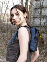 Lara - looking for someone? by TanyaCroft