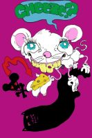 Cat in mouse by natekillswithskillz