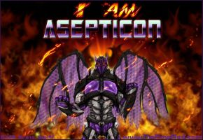 I AM ASEPTICON by Altitron