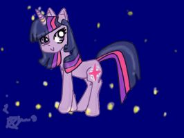 Twilight Sparkle by XRadioactive-FrizzX