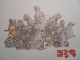 Godzilla Generations by PeyasuEnraged