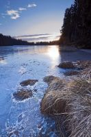 frozen surface by Lunox-baik