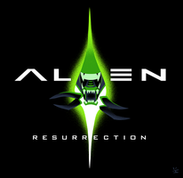 Alien Deco: Resurrection by inkjava