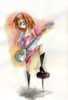 The Other...Courtney Love by SySaiyan