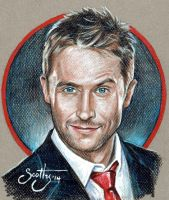 The Nerdist - Chris Hardwick (2014) by scotty309