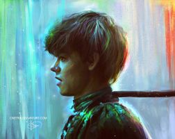 Jojen Reed // I'm unarmed by cinetrix