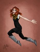 Leaping by liliribs