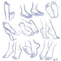 FEET by wondernez